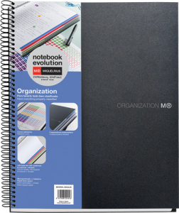 miquelrius organization notebook