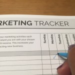 Marketing Tracker