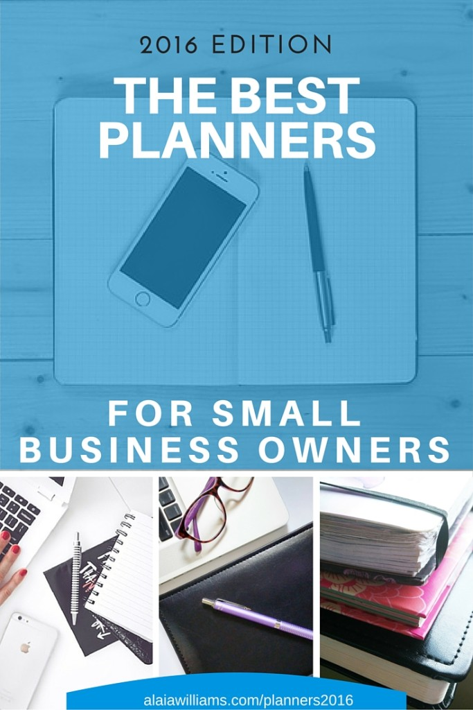 best planners for business owners